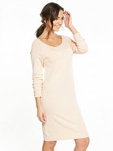 vila-nouri-boat-neck-dress