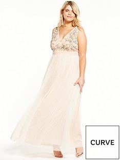 little-mistress-curve-embellished-v-neck-maxi-dress