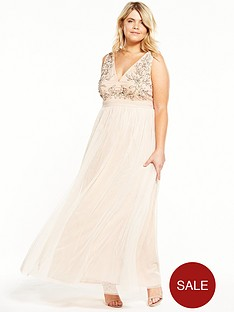 little-mistress-curve-embellished-v-neck-maxi-dress