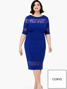 paper-dolls-curve-panel-lace-insert-dress