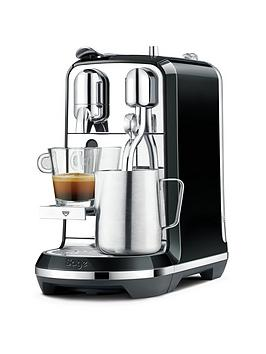 Nespresso The Creatista Coffee Machine By Sage  Salted Liquorice