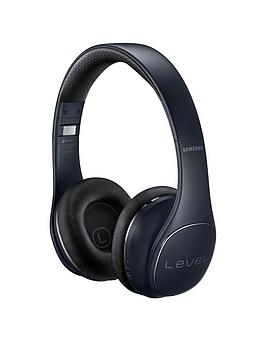 Samsung Stylish Level On Wireless Pro Bluetooth OnEar Headphones  Black