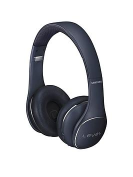Samsung Stylish Level On Wireless Bluetooth OnEar Headphones  Black