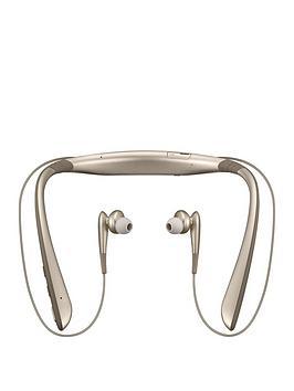 Samsung Stylish Level U Pro Wireless Bluetooth InEar Headphones With Ultra High Quality Audio  Black