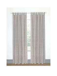 mamas-papas-tab-top-curtains-grey-133220cm