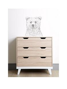 mamas-papas-mamas-amp-papas-wall-art-bear