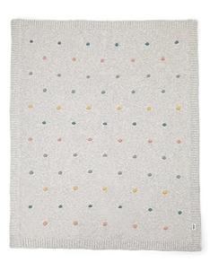 mamas-papas-knitted-blanket--multi-spot