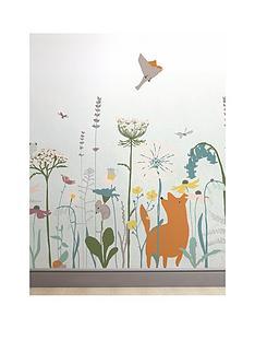 mamas-papas-wall-art-woodland-wall-mural