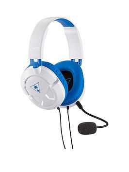 Turtle Beach Ear Force Recon 60P White Ps4Xb1PcMobile
