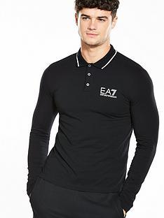 emporio-armani-ea7-ea7-core-id-longsleeve-polo-shirt