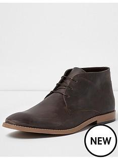 river-island-mens-leather-chukka-boot