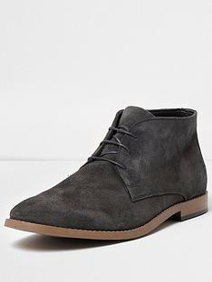 river-island-mens-suede-chukka-boot