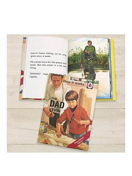 Lady Bird Book  Dad Personalised Book