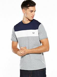 fred-perry-fred-perry-sports-authentic-colour-block-panel-t-shirt