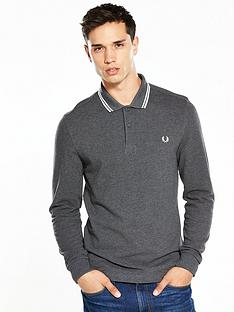 fred-perry-ls-twin-tipped-polo