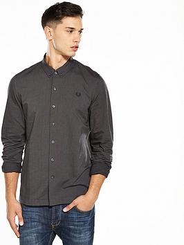 fred-perry-brushed-oxford-shirt