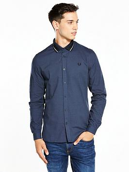 fred-perry-prince-of-wales-shirt