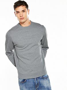 lacoste-lacoste-sportswear-embossed-logo-crew-neck-sweat