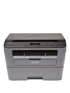 Brother DcpL2500D AllInOne Printer