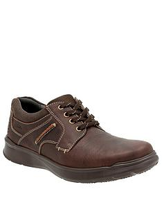 clarks-cotrell-plain-lace-up-shoe