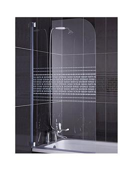 Aqualux Word Bath Screen