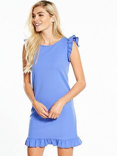v-by-very-ruffle-hem-dress