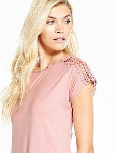 v-by-very-cornelli-sleeve-t-shirt-pink