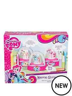 my-little-pony-3-pk-glitter-dome