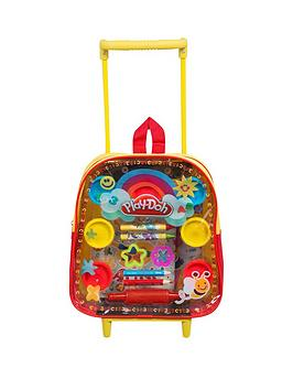 PlayDoh Activity Trolley Backpack