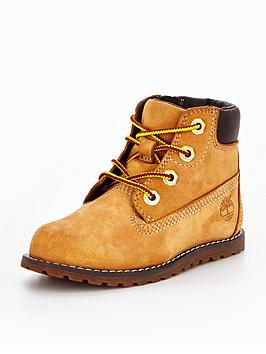Timberland Timberland Pokey Pine 6 Inch Boots - Wheat Picture