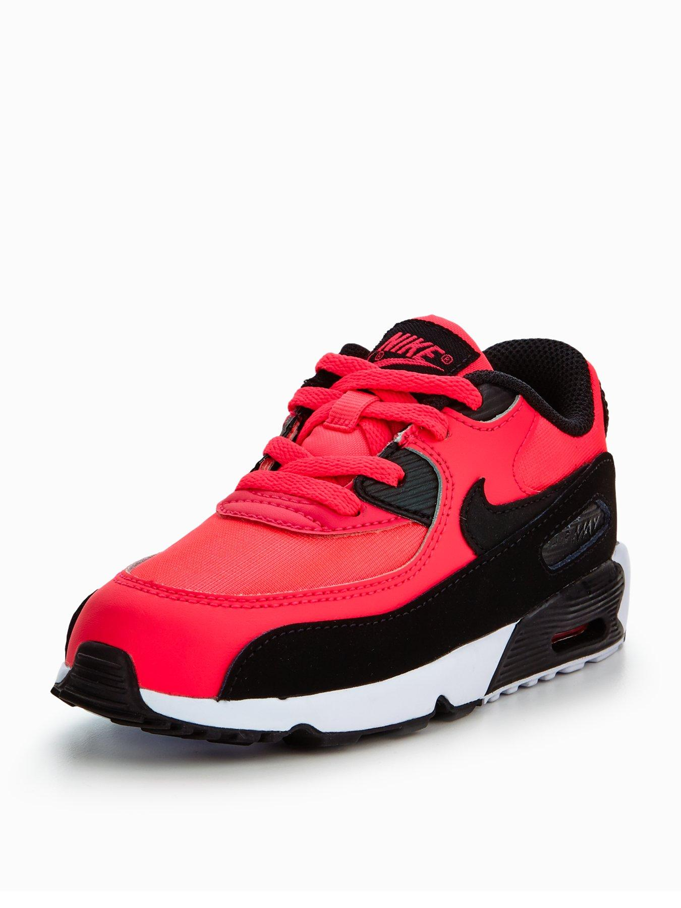 san francisco 86bc4 dc8d3 ... nike air max 90 mesh infant trainer