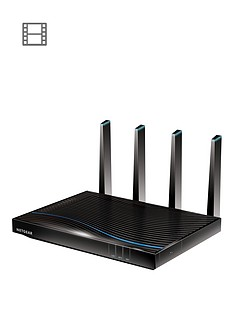 netgear-nighthawk-x8-ac5300-tri-band-quad-stream-wifi-router-r8500