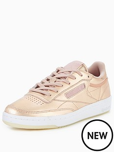 reebok-club-c-85-melted-metal-peachnbsp