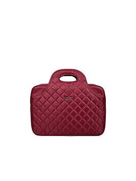Port Designs Port Designs Firenxe 15.6 Inch Laptop Bag  Red