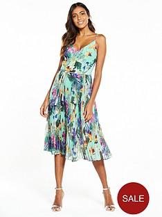 oasis-tropical-pleat-midi-dress-mint