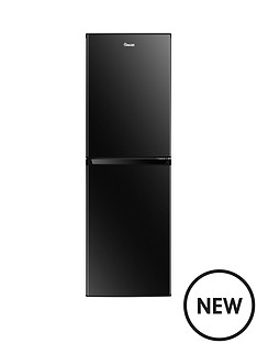 swan-sr8160b-172cm-high-55cm-wide-5050-split-fridge-freezer