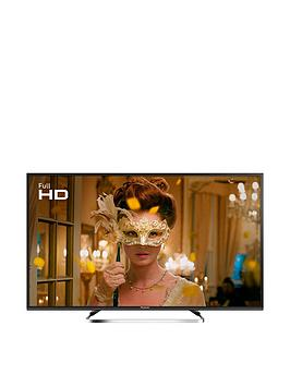Panasonic Tx49Es500B 49 Inch Full Hd Freeview Play Smart Led Tv