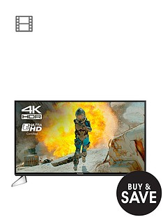 panasonic-tx-40ex600b-40-inch-4k-ultra-hd-certifiednbsphdr-freeview-play-smart-led-tv