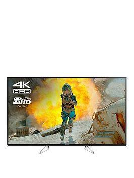 Panasonic Tx49Ex600B 49 Inch 4K Certified Ultra Hd Premium Hdr Freeview Play Smart Led Tv