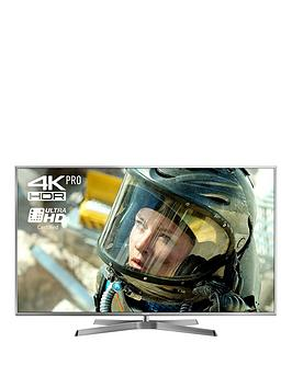 Panasonic Tx65Ex750B 65 Inch 4K Ultra Hd Pro Hdr Freeview Play Smart 3D Led Tv. Save Up To &Pound300 When You Purchase With BluRay Lfcjx And Soundbar Lfcjw.