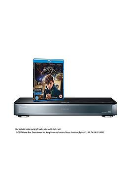 Panasonic DmpUb900Eb 4K Ultra Hd BluRay Player  Includes Fantastic Beasts And Where To Find Them On Ultra Hd BluRay Disc While Stocks Last.