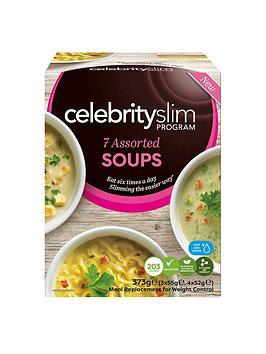 Celebrity Slim Celebrity Slim 7 Assorted Soups Picture