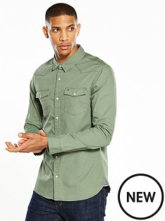 hilfiger-denim-western-ls-shirt