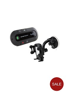 supertooth-buddy-hands-free-bluetooth-visor-car-kit-and-in-car-holder-black