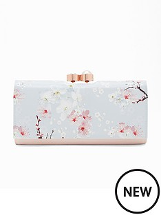 ted-baker-patent-matinee-purse-oriental-blossom