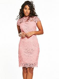 v-by-very-high-neck-lace-dress