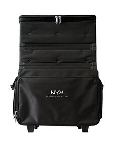 14f53f48e225 NYX PROFESSIONAL MAKEUP Makeup Artist Train Case - 3 Tier Stackable