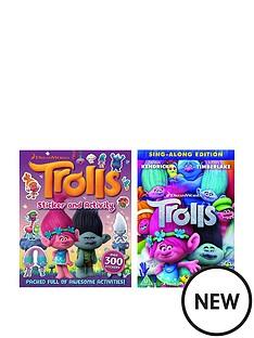trolls-trolls-dvd-with-trolls-sticker-amp-activity-book-set