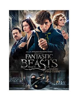 Very Fantastic Beasts &Amp; Where To Find Them Dvd Picture