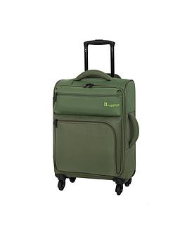 It Luggage Megalite 4Wheel Dual Colour Cabin Case